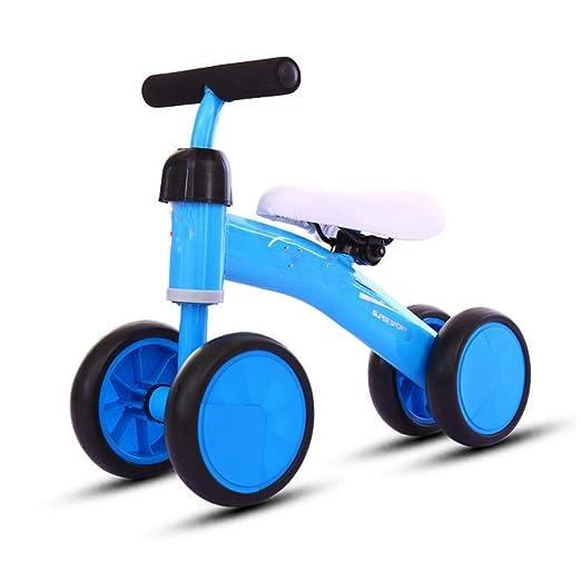 lucky coco Bicicleta de Equilibrio Niños Andador Infantil para ...