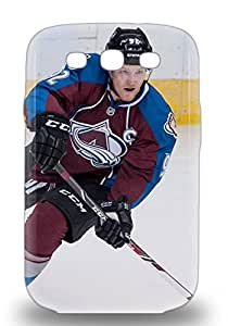Galaxy Cover 3D PC Case NHL Colorado Avalanche Gabriel Landeskog #17 Protective 3D PC Case Compatibel With Galaxy S3 ( Custom Picture iPhone 6, iPhone 6 PLUS, iPhone 5, iPhone 5S, iPhone 5C, iPhone 4, iPhone 4S,Galaxy S6,Galaxy S5,Galaxy S4,Galaxy S3,Note 3,iPad Mini-Mini 2,iPad Air )