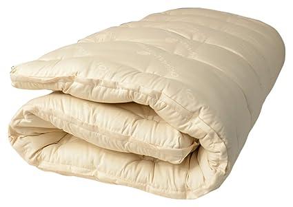 Bio apagado Concept tp-w-t-h orgánicos de lana de colchón Topper