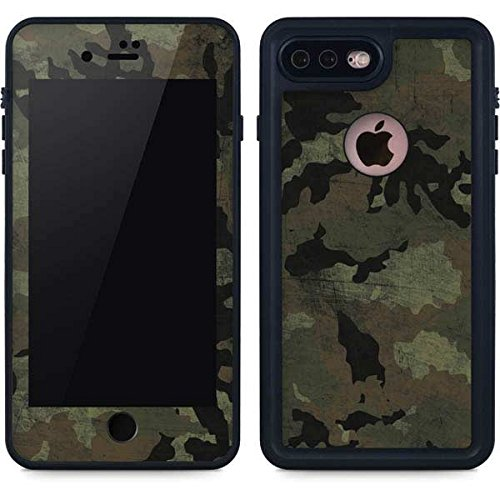 best service c1e47 fcc67 Amazon.com: Camouflage iPhone 8 Plus Case - Hunting Camo | Skinit ...