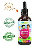 Cheap Organic Echinacea Drops for Kids – Kids Immune Booster to Avoid Getting Sick – Cold & Flu Defense for Toddlers – Liquid Childrens Immune Support to Stop Colds in Their Tracks, 1 oz