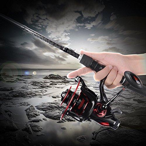 KastKing Sharky Baitfeeder III Spinning Fishing Reel,Size 6000