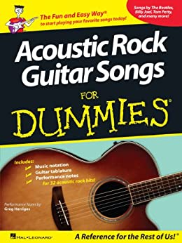 acoustic rock guitar songs for dummies ebook hal leonard corp kindle store. Black Bedroom Furniture Sets. Home Design Ideas