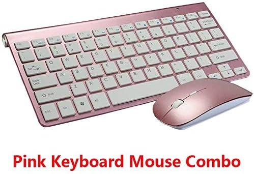 2.4 G Portable Mini Wireless Keyboard para Mac Desktop Pc Laptop ...