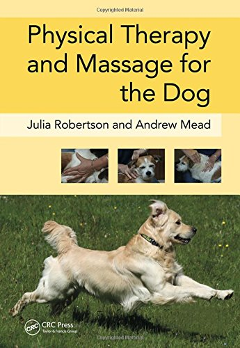 Book Physical Therapy and Massage for the Dog DOC