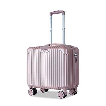 Maleta con maletas para equipaje de mano con 4 ruedas, con ...