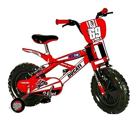 Bicicletta Yakari Ducati 14 1460169 Amazonit Sport E Tempo Libero