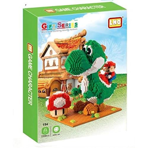 50%OFF Mario Bros Nanoblock Style Micro Building Blocks  Mario and