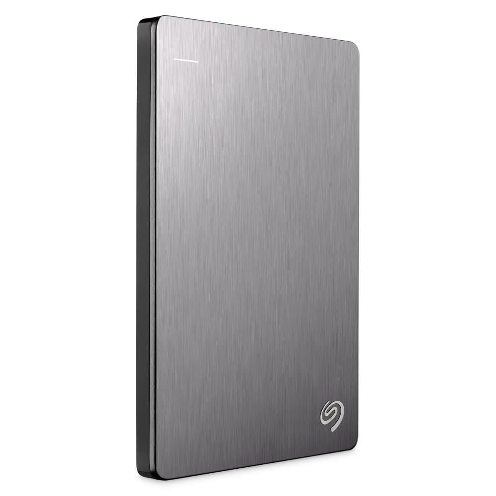 Seagate Backup Plus Ultra-Slim 2TB USB 3.0 2.5'' External Hard Drive - STEH2000600 (Certified Refurbished)