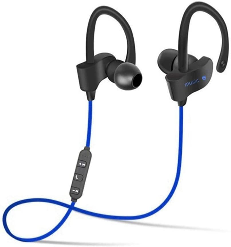 Ruior Wireless Bluetooth Headphone Sporting Earphone with Mic for Moblie Phone Bluetooth Headsets
