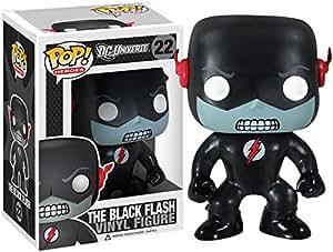 Funko - Figurine DC Heroes - Black Flash Exclu Pop 10cm - 0830395030180