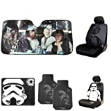 Star Wars Jedi on the Outside, Dark on the Inside - Ultimate Vehicle Accessory Kit