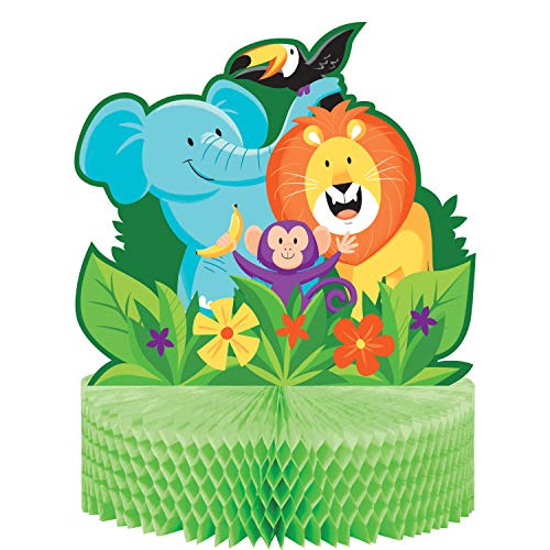 Jungle Safari Centerpiece, 1 ct
