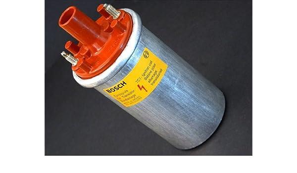 Amazon.com: Porsche (select 83-95 models) Ignition Coil OEM Bosch NEW: Automotive
