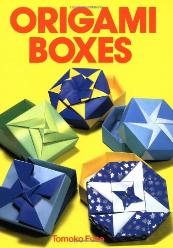 Origami Boxes by Japan Publications Trading