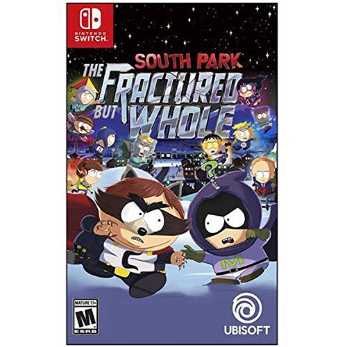 Amazon com: South Park: The Fractured but Whole - Nintendo Switch