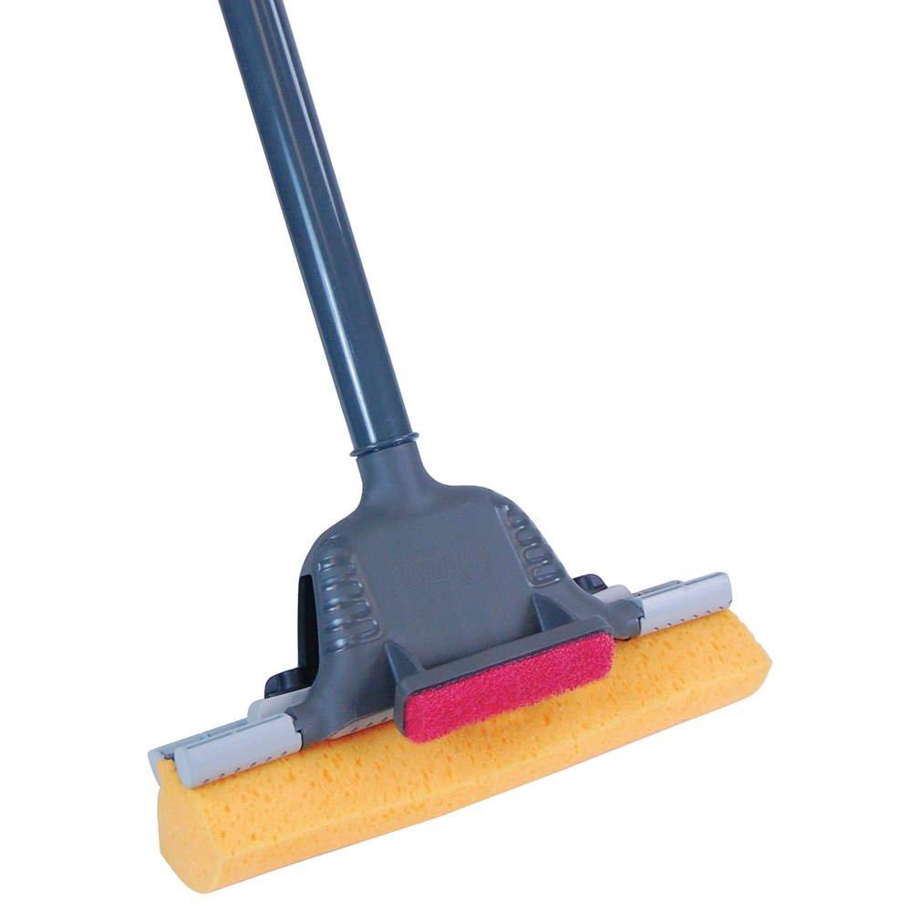 Automatic Roller Mop, Sponge, 54''L
