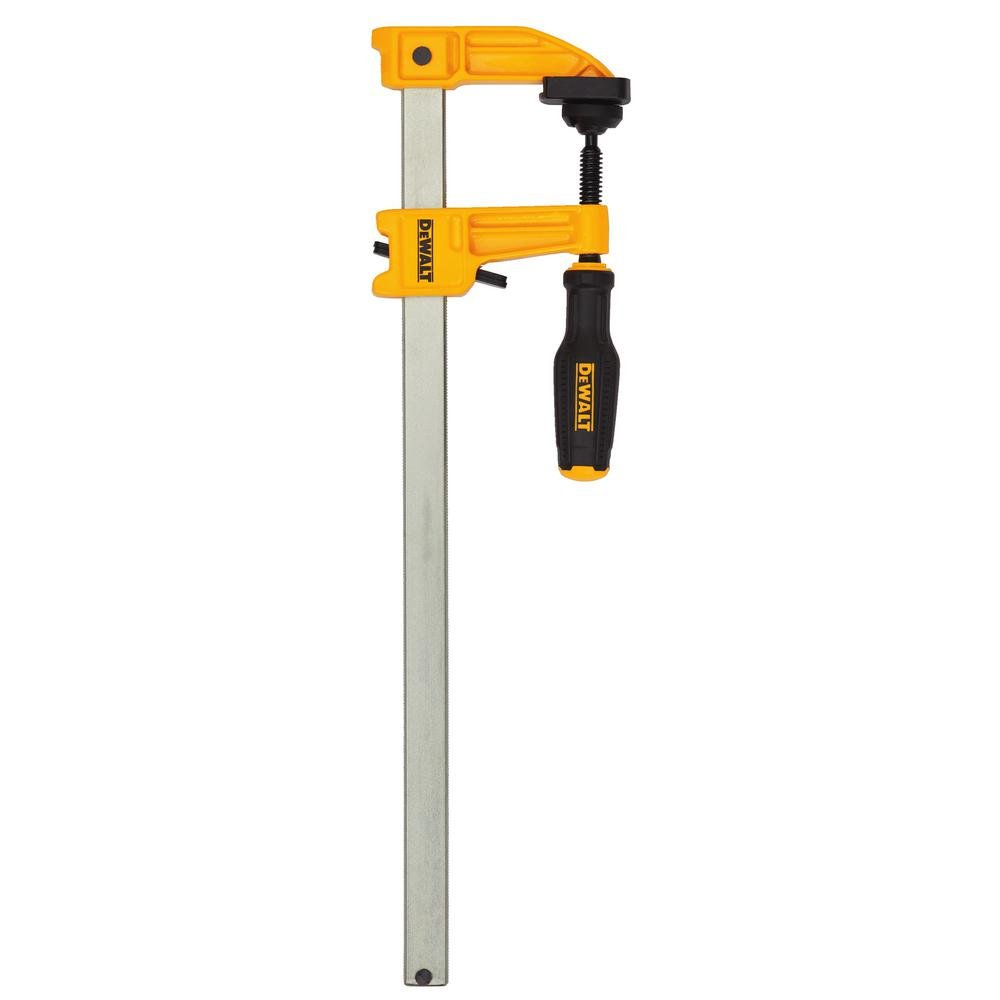 DEWALT 12 in. Bar Clamp