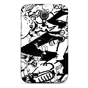 Galaxy S4 Case Bumper PC Skin Cover For Circle Jerks Accessories