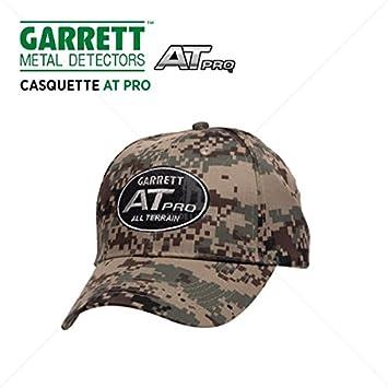 Gorra Garret Camo at Pro