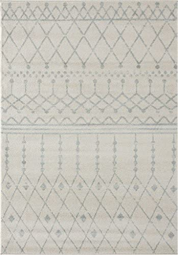 Rugs and Decor Farmhouse Area Rug, Grey