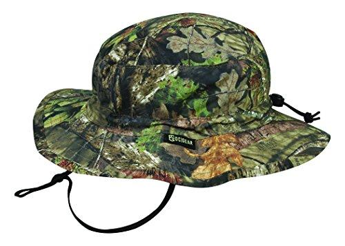 Mossy Oakoc Gear Water Defense Boonie Hat, Flexible Fitted