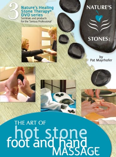 - Hot Stone Massage For The Hands & Feet (Manicure / Pedicure) DVD w/ 18 Page Digital Users Manual
