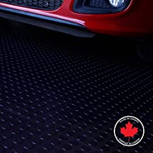 Ultralock Black Solid Garage Flooring