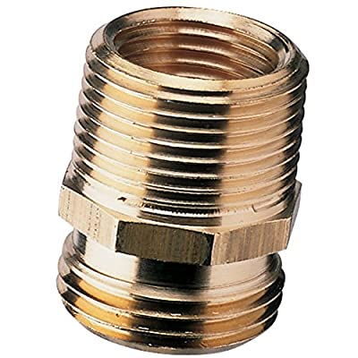 Nelson 50572 Brass Pipe and Hose Fitting