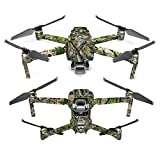 MightySkins Skin for DJI Mavic 2 Pro or Zoom – HTC Green | Protective, Durable, and Unique Vinyl Decal wrap Cover | Easy to Apply, Remove, and Change Styles | Made in The USA