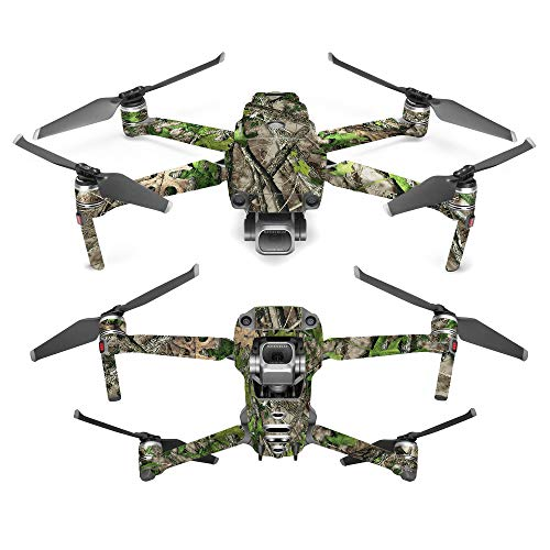 MightySkins Skin for DJI Mavic 2 Pro or Zoom - HTC Green | Protective, Durable, and Unique Vinyl Decal wrap Cover | Easy to Apply, Remove, and Change Styles | Made in The USA