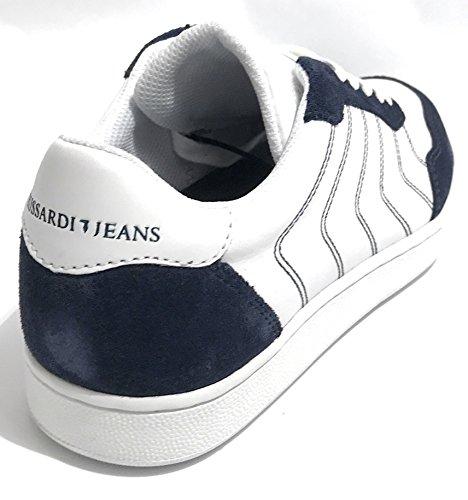 Trussardi Jeans Hombre Zapatillas de Gimnasia