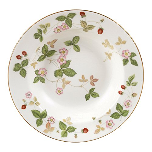 Wedgewood Wild Strawberry 8-Inch Soup Bowl ()