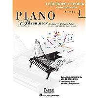Libro de Lecciones y Teoria, Nivel 4: Faber