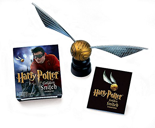 Pdf Science Fiction Harry Potter Golden Snitch Sticker Kit (Miniature Editions)