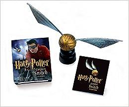 Harry Potter Golden Snitch Sticker Kit por Vv.aa. epub