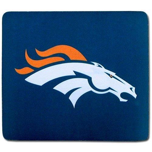 NFL Denver Broncos Neoprene Mouse Pad