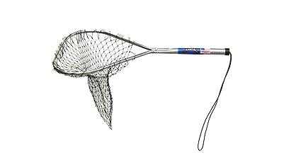 12-Inch Handle, 21 x 22-Inch Hoop, 36-Inch Net Depth Ranger 2262 Salmon and Steelhead Wading Net