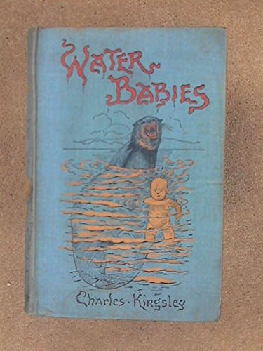 The Water-Babies. A Fairy Tale for a Land-Baby, with illustrations in colour by Warwick Goble. Macmillan edition