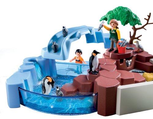 Playmobil zoo superset piscina ping inos - Piscina playmobil amazon ...