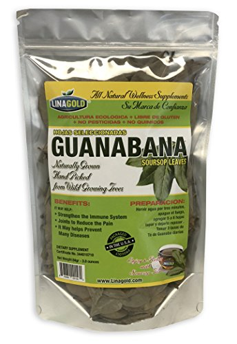 Guanabana Leaves