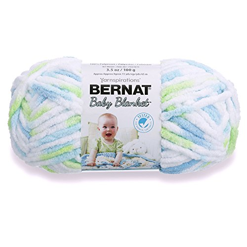 Bernat Baby Blanket Yarn Machine