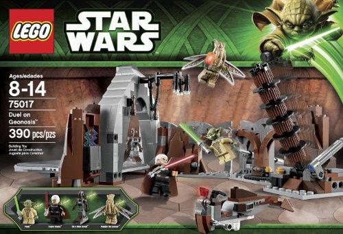 Amazon.com: LEGO Star Wars Duel on Geonosis: Toys & Games