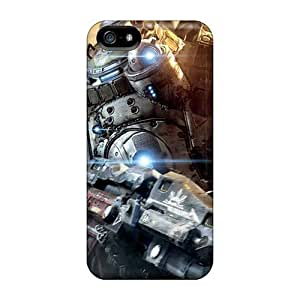 Rosesea Custom Personalized Iphone 5c , Personalized Custom Hard 3D Black Wolf Durable Iphone 5c