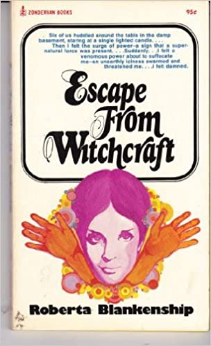 Escape from Witchcraft : Roberta  Blankenship: 8601422405736: Amazon