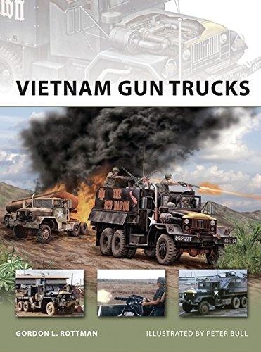 - Vietnam Gun Trucks (New Vanguard)