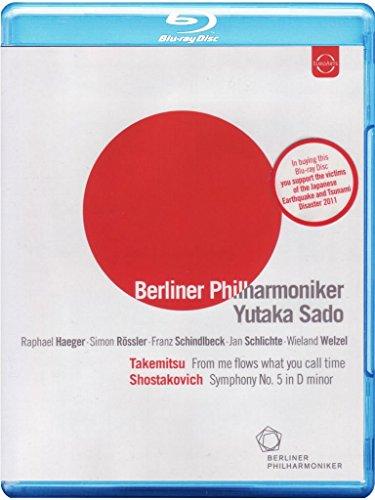 Yutaka Sado - Berliner Philharmoniker & Yutaka Sado (Blu-ray)