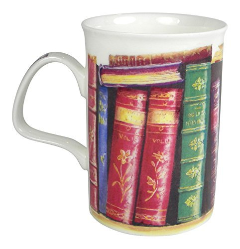 Roy Kirkham Creative Writing Book Lovers Coffee or Tea Mug Fine Bone China
