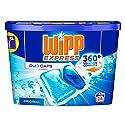 Wipp Duo Caps Detergente para Ropa - 24 cápsulas