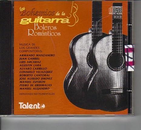 Boleros Romanticos: Bohemios de la Guitarra: Amazon.es: Música